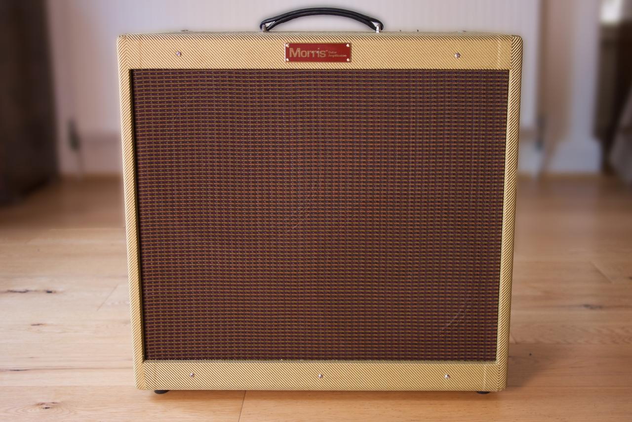 Morris Guitar Amplification Tweed 40